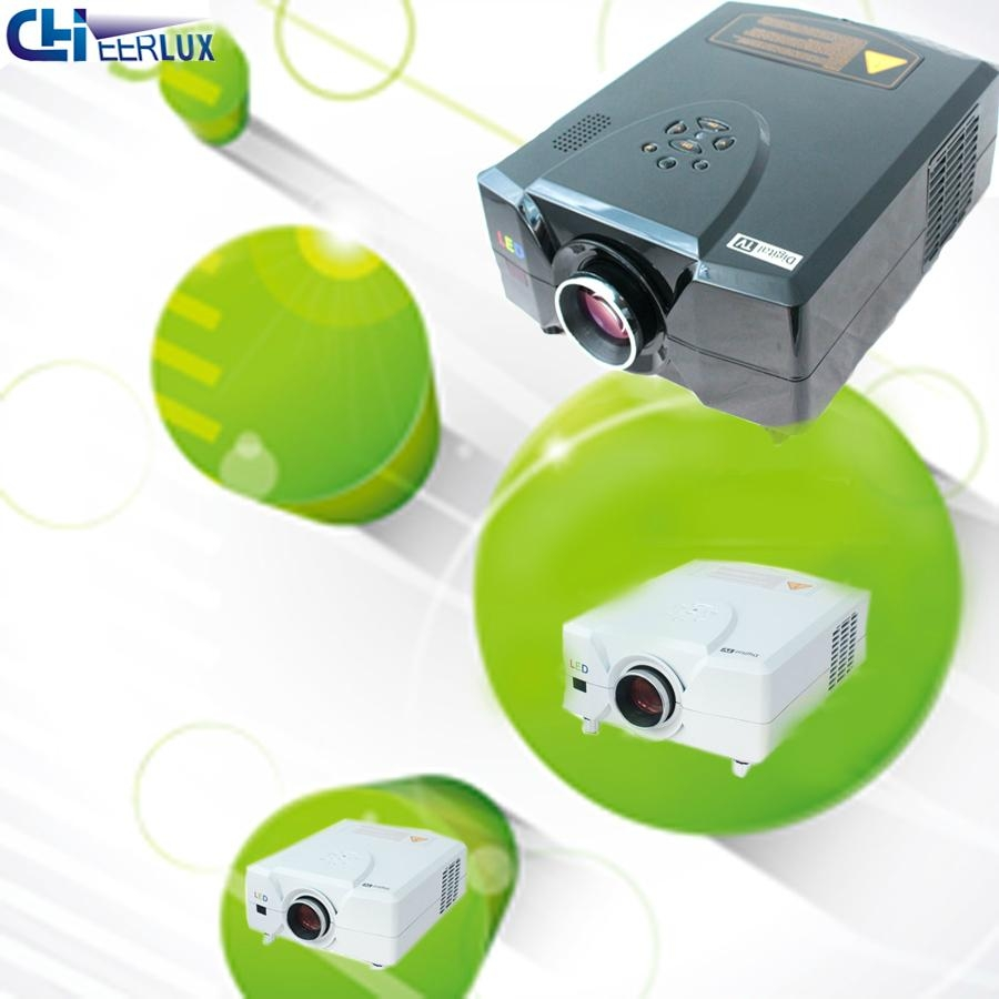 full hd 1080p led proyector support 3D movies - China