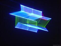 3D RGB 1000mW full color 30Kpps SD Card  disco dj  stage  laser  lighting