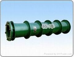 加長型防水套管