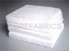 High Silica Fiberglass Needled Mat