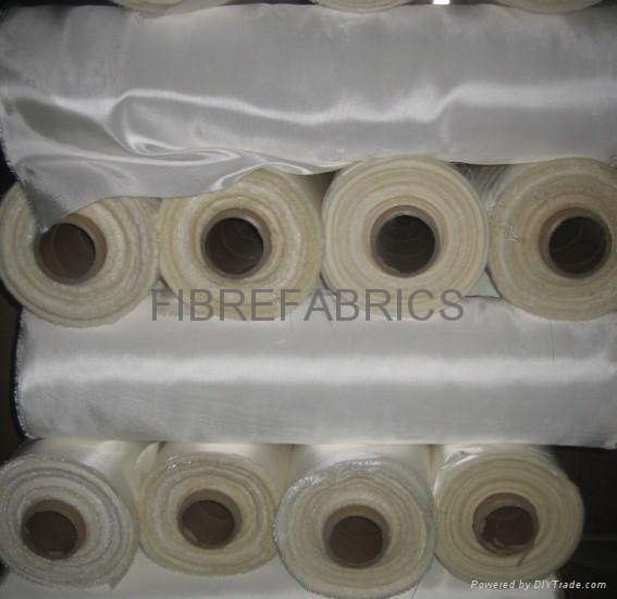 High Silica Fiberglass Cloth 2