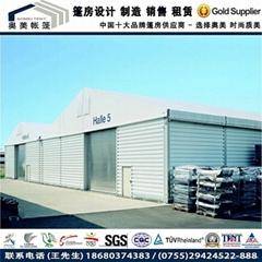 工業倉儲篷房