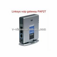Linksys PAP2TNA Voip Adapter Voip Gateway ATA