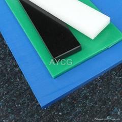 UHMW-PE Hot Conveyor Impact Bed Impact Bars