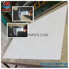 UHMW Polyethylene sheet High Density Polyethylene Board  Manufacturer