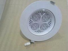 LED象鼻燈射燈40W