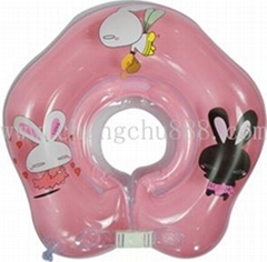 Inflatable Baby Neck Ring