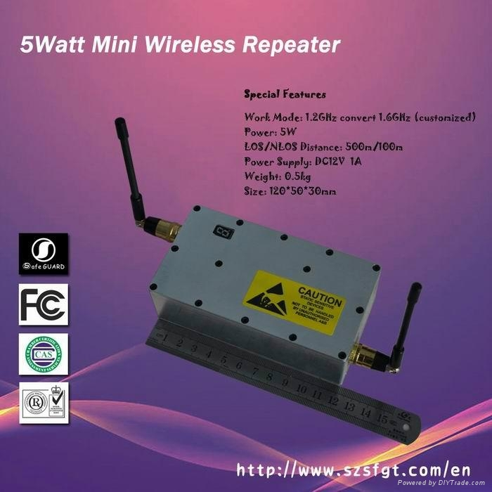 超微型信号中继器 1
