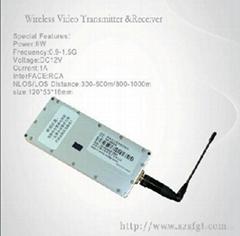 微型视频发射机