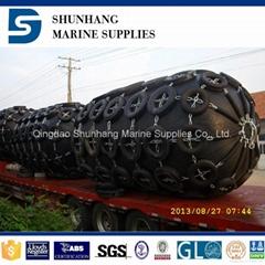 CCS certificate pneumatic marine rubber fender