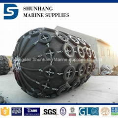 Marine fenders are used for vessel and boat