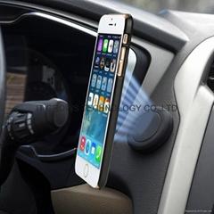 Magnetic Phone Mount Universal Stick On Flat Dashboard Magnetic Car Mount Holder