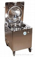 30LFully Stainless Steel vertical Autoclave