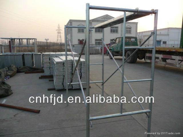scaffolding H Frame 2