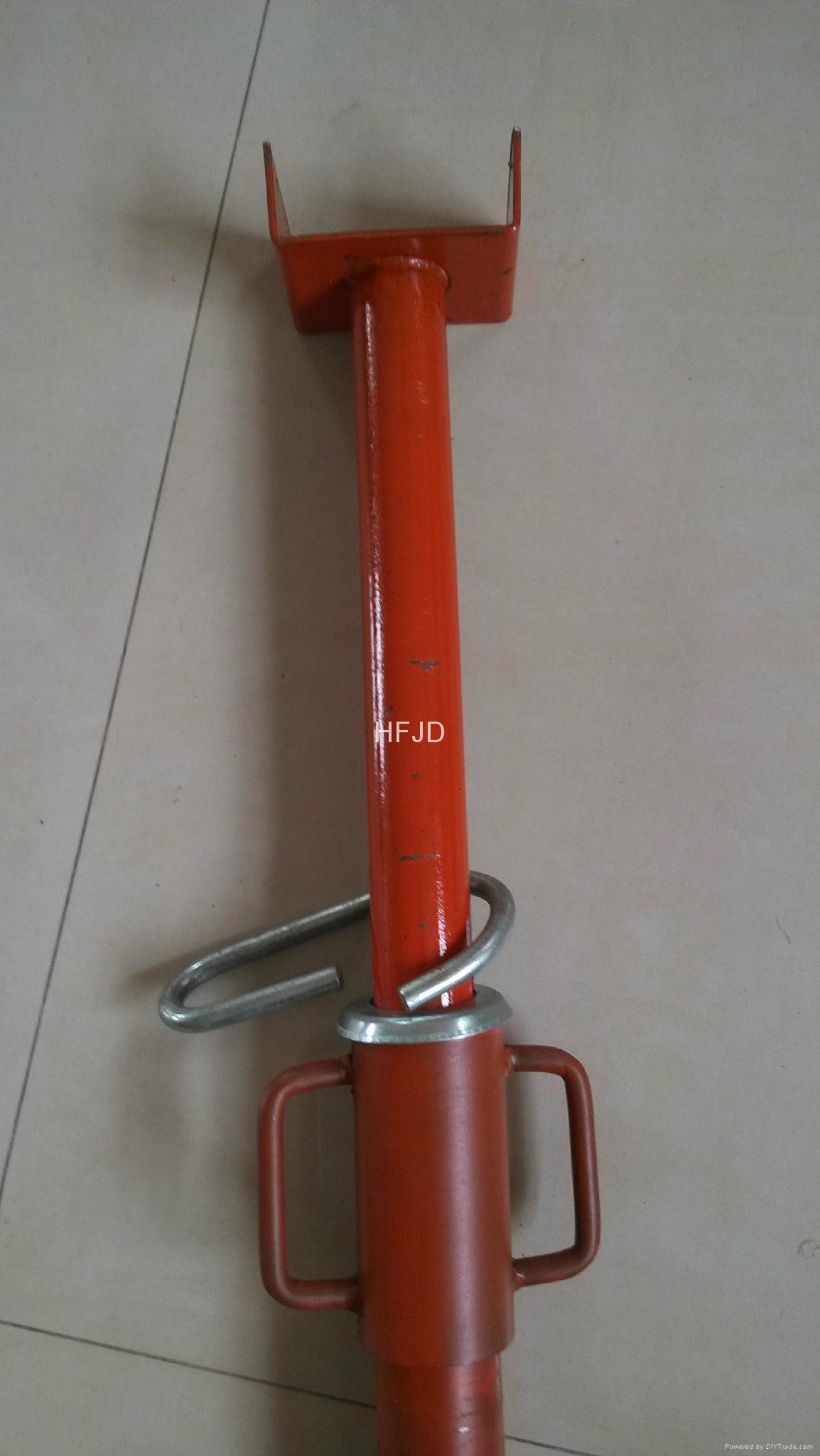 U-Head Height Adjustable Scaffolding Propsfor Construction(FACTORY) 1