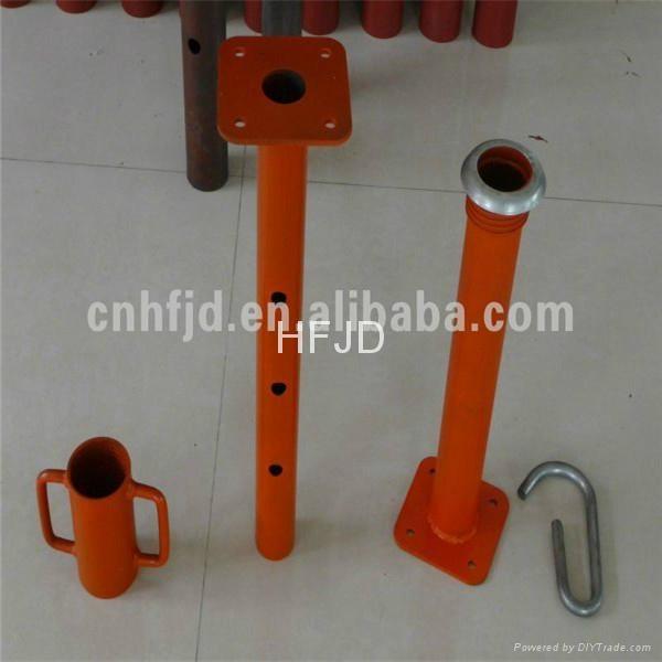 Italian Type Steel Scaffolding Prop for Construction Platform 3
