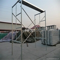 Ladder Type Ga  anized Frame Scaffolding 4