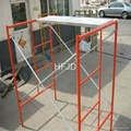 Ladder Type Ga  anized Frame Scaffolding 5