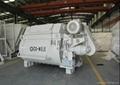 雙臥軸強制式混凝土攪拌機 JS