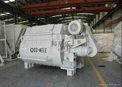 雙臥軸強制式混凝土攪拌機 JS3000