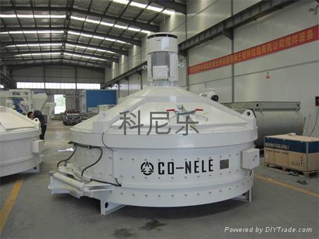科尼乐立轴搅拌机 CMP1250 2