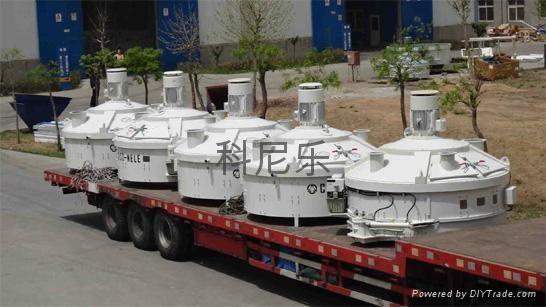 耐火材料強力混合機 CMP2500 2