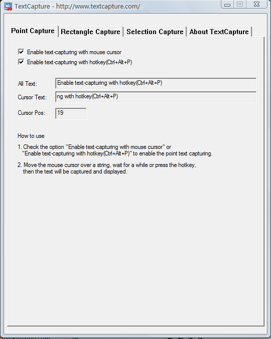 專業屏幕取詞引擎GetWord 3