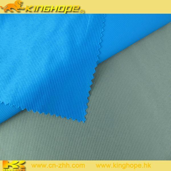 Jacquard breakpoint peach skin garment fabric 1