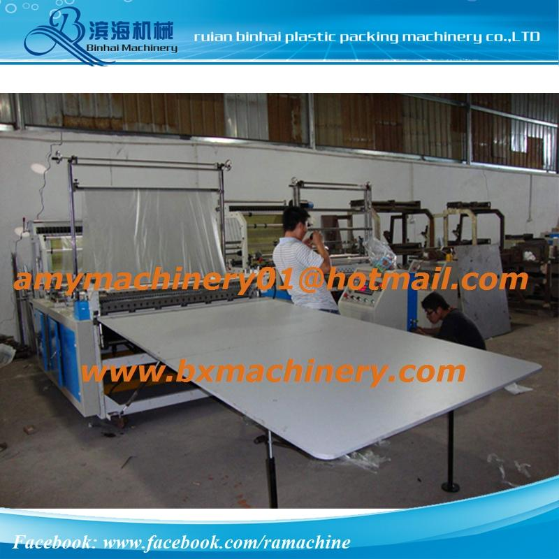 Bottom Seal Plastic Bag Making Machine 1