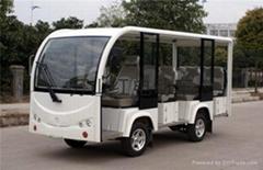 萬山紅11座電動觀光車