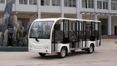 萬山紅14座電動觀光車
