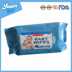 OEM baby wet wipes with MSDS