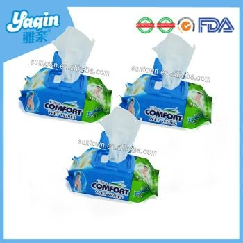 OEM WET WIPES FACTORY 1