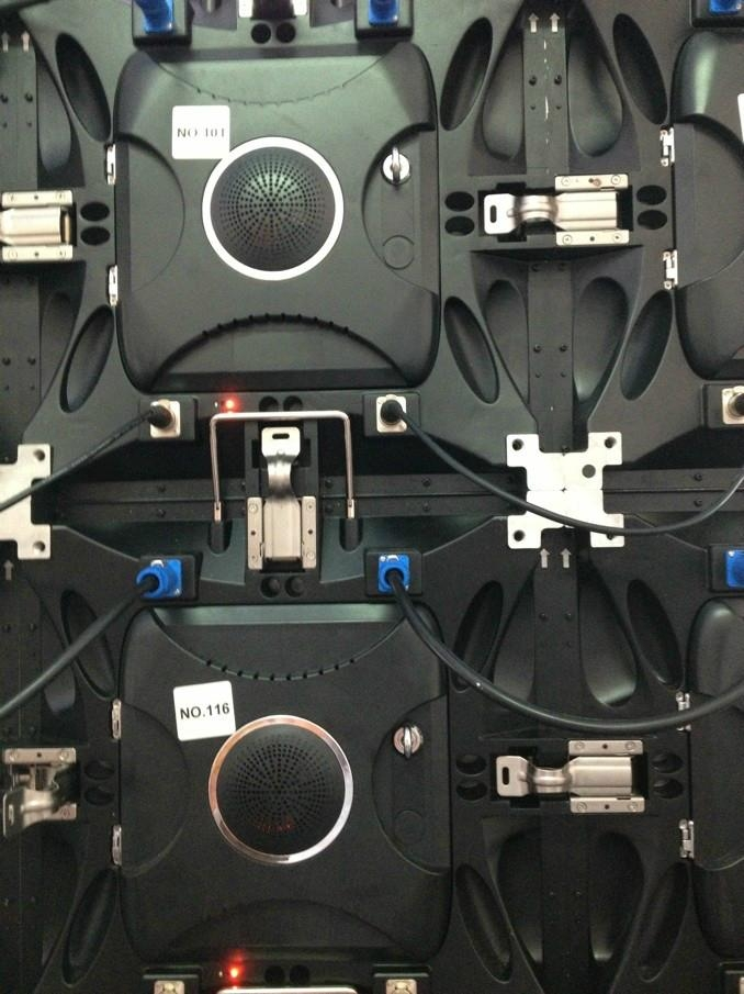 晶元P3.9LED壓鑄鋁顯示屏 3