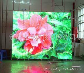 P2LED高清室內全彩顯示屏 4