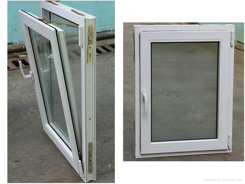 Upvc Good Ventilation Tilt And Turn Window Lht 003 Lht