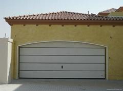 Automatic Sectional Garage door