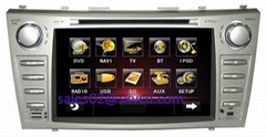 Toyota Camry Car DVD Player with GPS Navigation