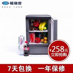 江之源220V/12V特價批發15L車載小冰箱無噪音 5-10度冷藏