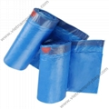 Drawtape plastic bag for garbage
