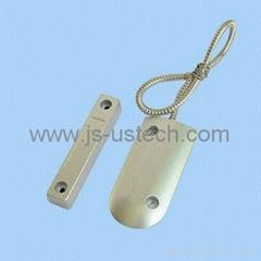 Wired Door Sensor for Shutter Door, CE/RoHS Directive-compliant