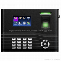 IN01-A fingerprint time attendance