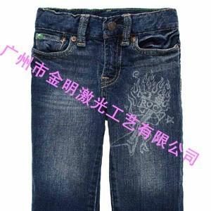 牛仔褲加工 1