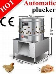 Stainless Steel Chicken Plucking Machine