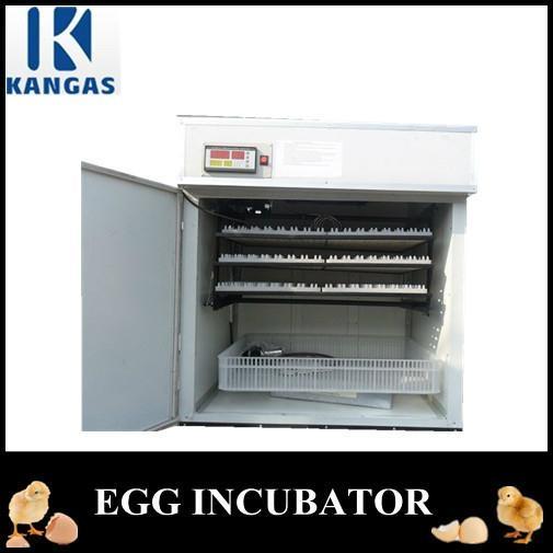 528 Eggs Digital Automatic Chicken Egg Incubator  1