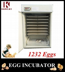 Full Automatic High Hatching Rate Egg Incubator