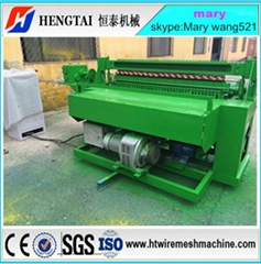 Light Full Automatic Welded Wire Mesh Machine( in roll
