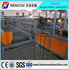 Automatic Chain Link Fence Machine(Machinery)
