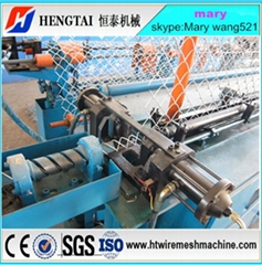 Auto Chain Link Fence Machine(hydraulic pressure)