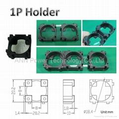 18650 battery holder 1P bracket